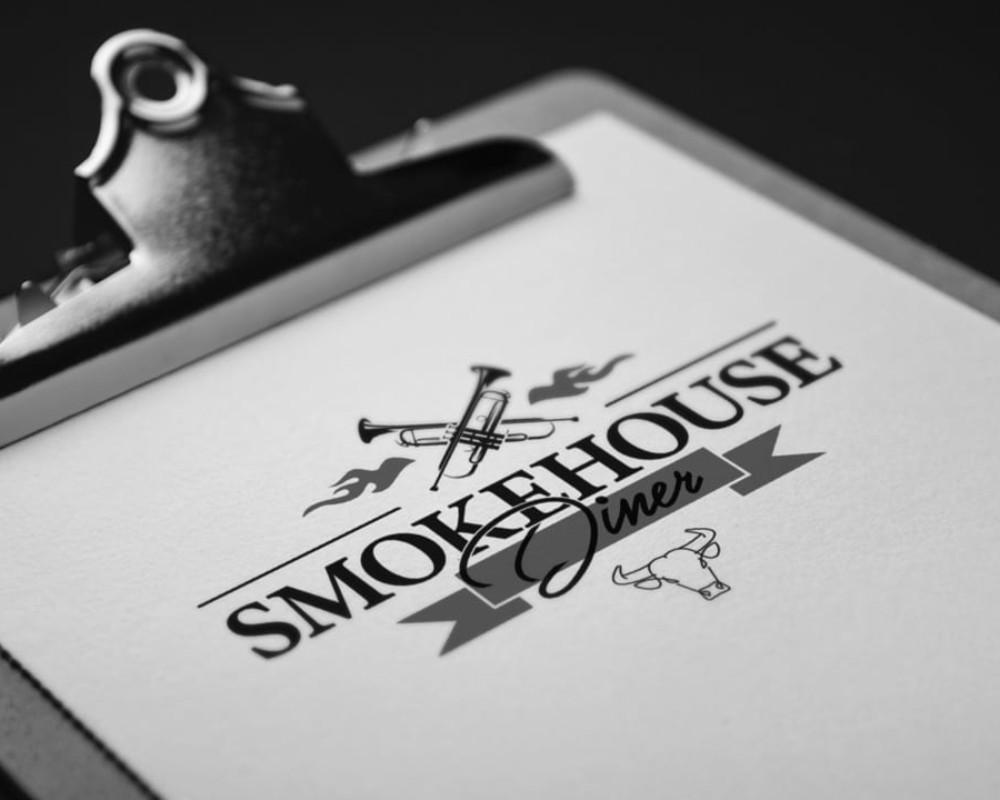 Smokehouse Diner Logo